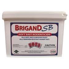 Brigand Soft Bait - 16 lb Pail